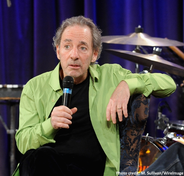 harry shearer quits