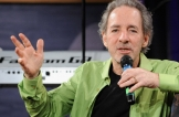 LOS ANGELES, CA - OCTOBER 22:  Harry Shearer onstage during The Drop: Harry Shearer at The GRAMMY Museum on October 22, 2012 in Los Angeles, California.  (Photo by Mark Sullivan/WireImage) *** Local Caption *** Harry Shearer