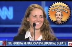 Harry Shearer: Found Objects – The Florida Republican Debate