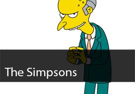 The Simpsons' Mr. Burns