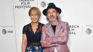 Harry Shearer and Yeardley Smith