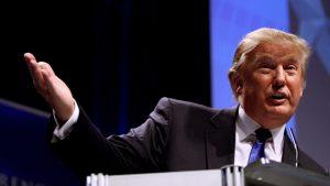 President Trump on GAFFA