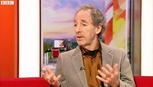 Harry Shearer on BBC News