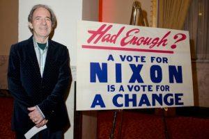 Harry Shearer at President Nixon's 100th Birthday Gala