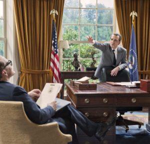 Harry Shearer as Richard Nixon