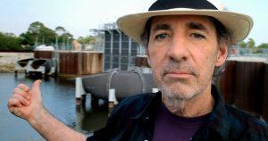 Harry Shearer in New Orleans Katrina