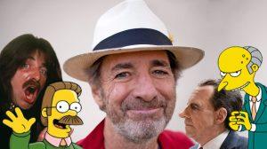 Harry Shearer, Richard Nixon, Derek Smalls, Mr. Burns, Ned Flanders